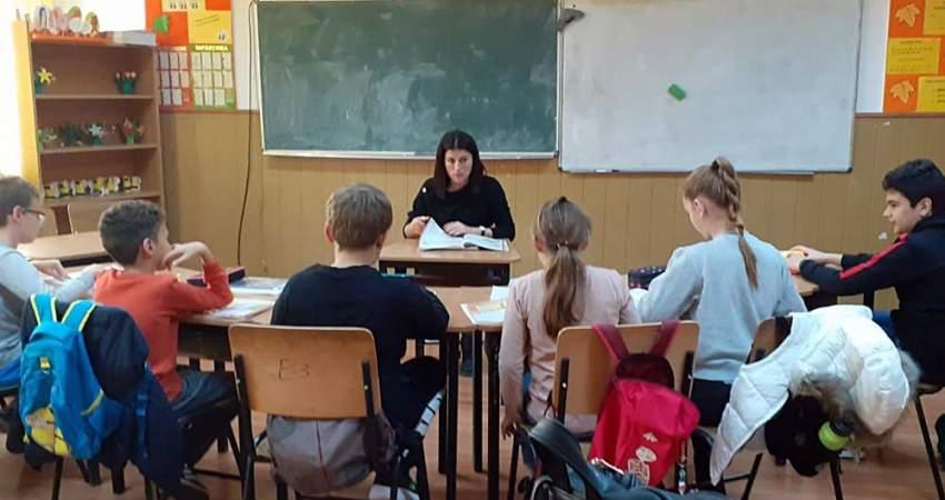 Program de limba engleza pentru elevi